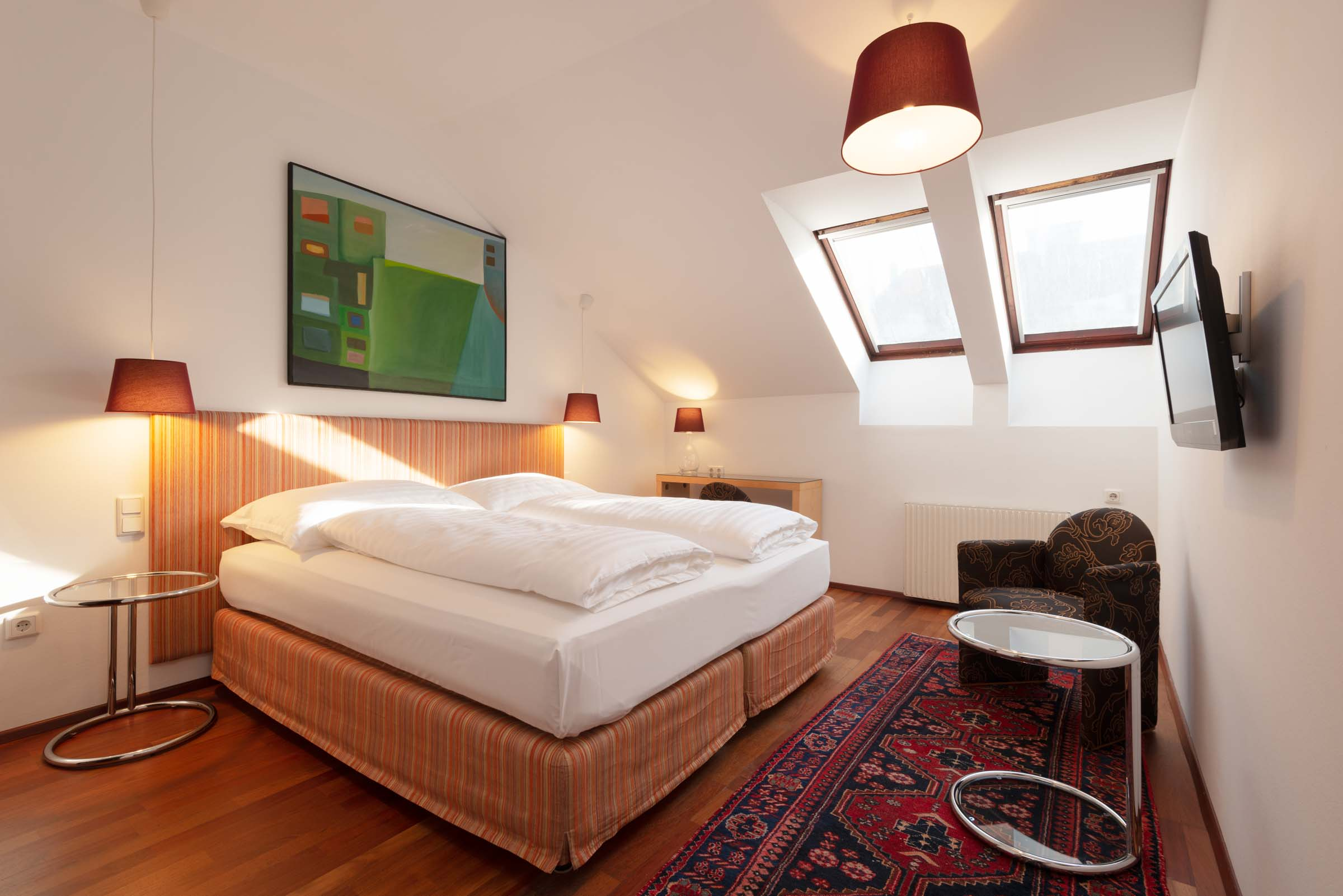 Hotel Kunsthof Zimmer 408